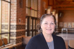 Mrs. Leaver Photo Courtesy Aaron Mcleod